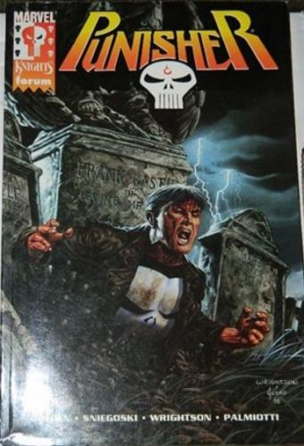 Marvel Knights Punisher Spain