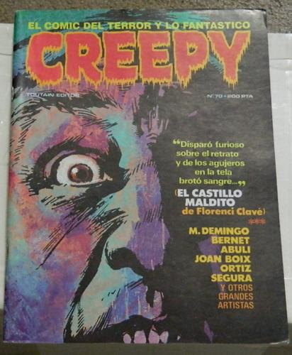 "Creepy #70Spain - Jan. 1985""Out on a Limb"""