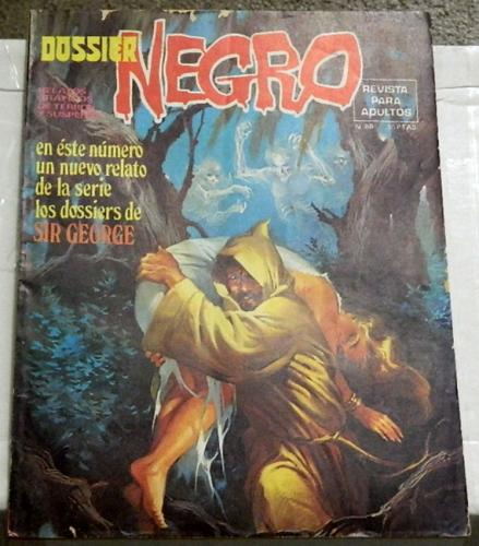 Dossier Negro #88Spain - Sept. 1976Swamp Thing #3