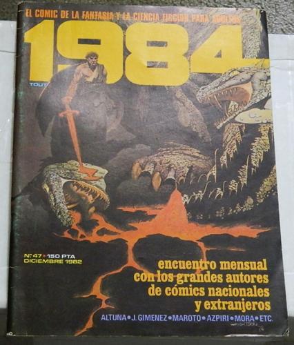 1984Spain - Dec. 1982cover