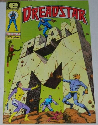 "Dreadstar #6Spain""Interstellar Toy Box"""