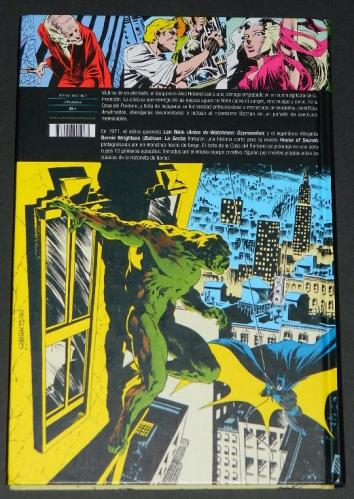 Genesis OscuraBack cover