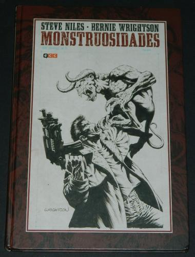 MonstruosidadesSpainIDW Monstrous Collection