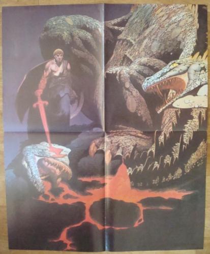 Zona 84 PostersZiegfreid poster