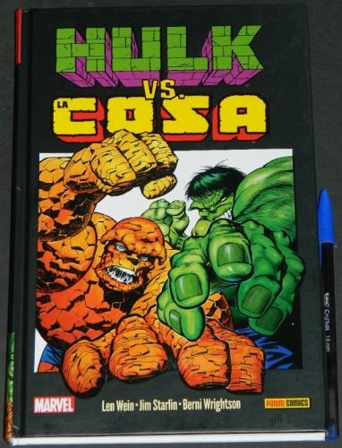 Hulk and ThingSpain - Hard Cover
