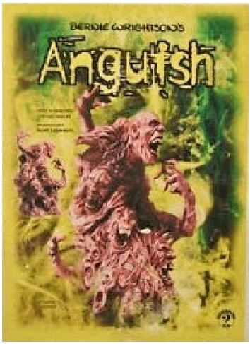 1) Sideshow Anguish model kit w/ box