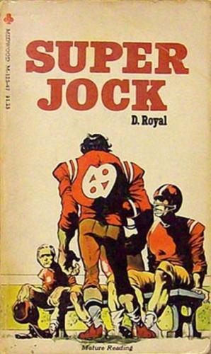 4) Super Jock paperback - D.Royal