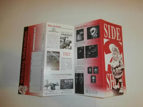 20) SideShow Winter 96-97 Catalog