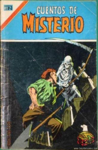 2) Cuentos de Misterio #253 - Mexico