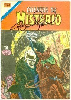 1) Cuentos de Misterio  #277 - Mexico