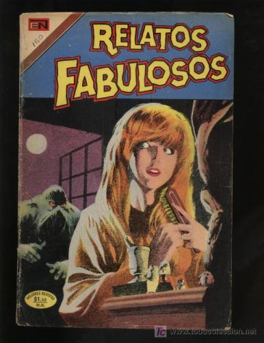 1) Relatos Fabulosos #160 - Mexico
