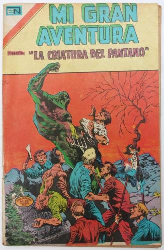 Mi gran Aventura #5 - Mexico