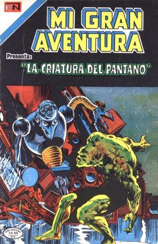 Mi gran Aventura #6 - Mexico