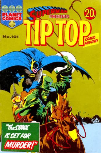 Superman Presents Tip Top Comic Monthly #101 - Australia