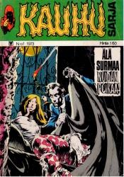 Kauhu-Sarja #1 1973 - Finland
