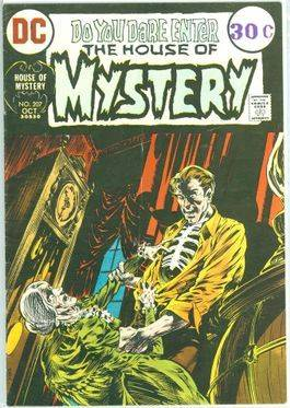House of Mystery #207 - Philippines