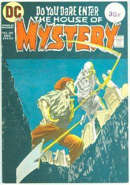 House of Mystery #209 - Philippines