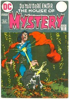 House of Mystery #211 - Philippines