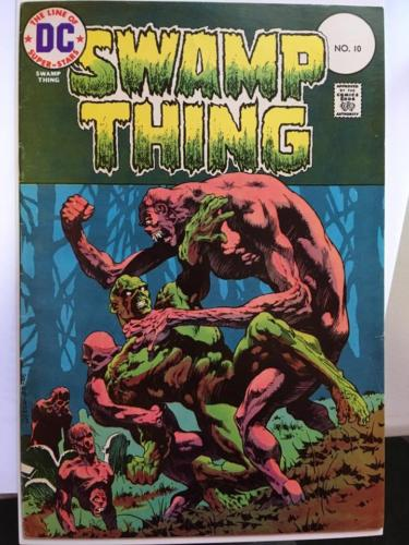 Swamp Thing #10Philippines